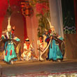 Traditional song and dance